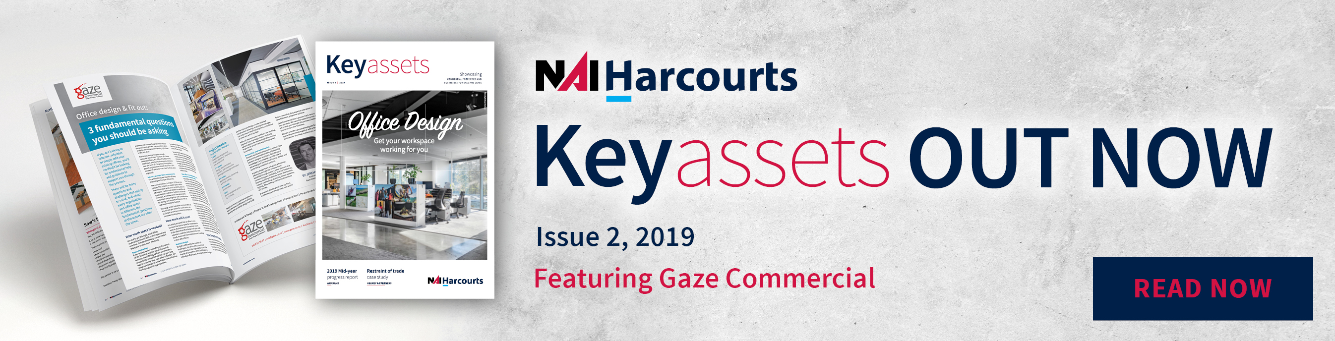 201907 Key Assets Email Sig OUT NOW FOR GAZE v6