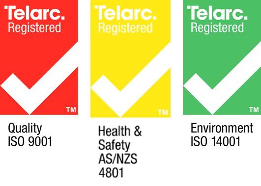Telarc Registration Marks